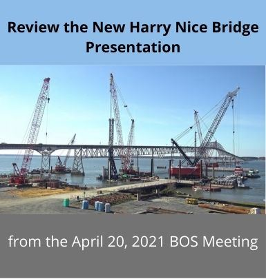 New Harry Nice Bridge Construction Presentation